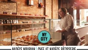 Where Nadège Nourian, chef at Nadège Pâtisserie, likes to eat and drink
