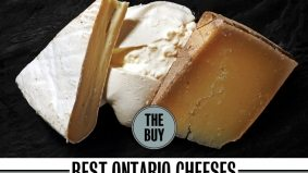 Three top Ontario cheeses to sink your knife into