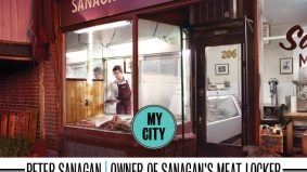Where Kensington's hipster butcher king Peter Sanagan goes for a good meal and a stiff G&T