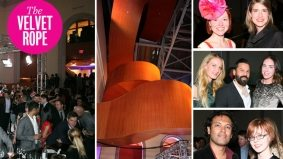 More than 1800 arts patrons packed the Art Gallery of Ontario for this year's Massive Party