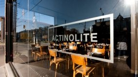 Introducing: Actinolite, one couple's labour of love on a quiet stretch of Ossington