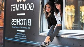 Introducing: Gourmet Bitches, a new Toronto food truck that's a little healthier than most
