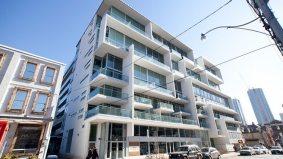 Condomonium: $1.8 million for a King West penthouse with an envy-inspiring terrace