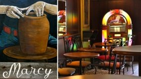 Introducing: Marcy, a Roncesvalles Polish restaurant reborn as a cocktail bar