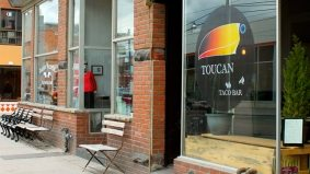 Introducing: Toucan Taco Bar, Riverside's new Mexican joint