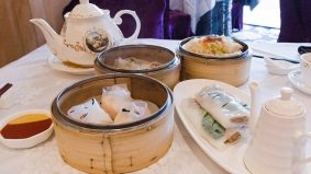 Weekly Lunch Pick: refined dim sum for two at Crown Princess on Bay