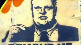 Rob Ford really, really hates graffiti (but likes smartphone apps)