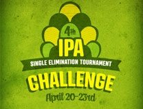 The fourth annual IPA Challenge hits Bar Volo this month