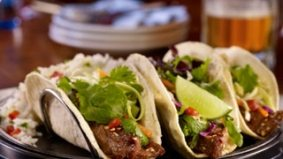 It's all over folks: T.G.I. Friday's starts serving Korean tacos