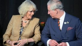 Where to find Prince Charles and Camilla this afternoon while they're in Toronto