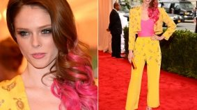 Did Coco Rocha look glamorous at the 2012 Met Ball?