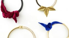 Maryam Keyhani unveils her incredibly striking fall/winter accessories