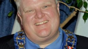 Etobicoke has fallen out of love with Rob Ford since his reporter-chasing hijinks