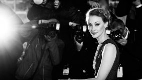 Is Sarah Gadon one of Toronto's most beautiful women?