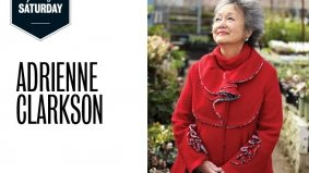 How Adrienne Clarkson would spend a perfect Saturday in the Annex
