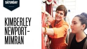 How Pink Tartan designer Kimberley Newport-Mimran would spend a perfect Saturday in Toronto