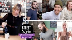 Street Style: 16 looks at Queen Street's baristas from east to west