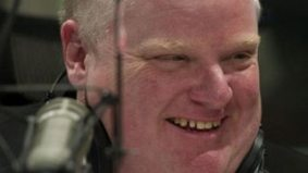 Sun News Network's David Menzies makes Rob Ford's radio show that much more offensive