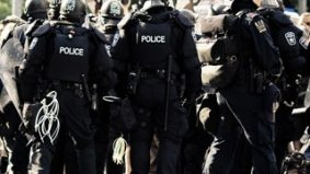 A new report says the RCMP weren't the bad guys in G20 kettling incidents