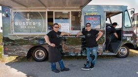 Introducing: Buster's Sea Cove, Toronto's first seafood-focused food truck