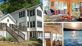 Cottage of the Week: $7,500 a week for a Muskoka lakefront estate, complete with boathouse