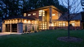House of the Week: $1.6 million for a Scarborough home with hints of Frank Lloyd Wright