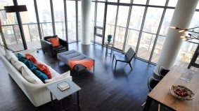Condomonium: $2.3 million for a downtown penthouse with a heart-stopping terrace