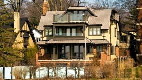 House of the Week: $8 million for a deluxe Arts and Crafts home steps from Lake Ontario