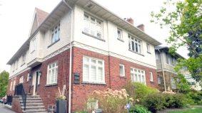 Condomonium: $1.3 million for the elegant top floor of a former duplex in Moore Park