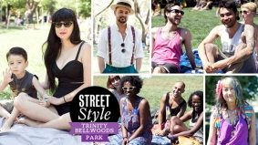 Street Style: 24 looks at the style of Trinity Bellwoods Park