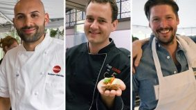 Toronto Taste 2012: We catch up with the chefs and owners of Buca, Nota Bene, Splendido, Salt and many more
