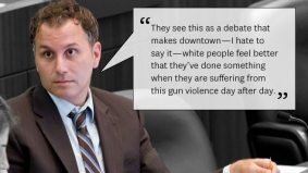 QUOTED: Josh Colle explains what makes white people feel better