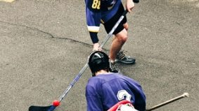 Street hockey could soon be legal (if your neighbours are cool with it)