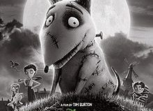 Toronto is getting a sneak peek at Tim Burton's feature-length Frankenweenie