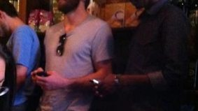 Spotted: Jake Gyllenhaal hangs out with gay power couple