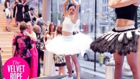 Party Pages: the Diamond Gala was packed with society types and tutus (many tutus)