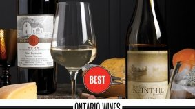 Eight Ontario wines that are worth ordering straight from the winery