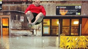 Gallery: our 10 favourite Photoshopped pics of the Union Station flooding