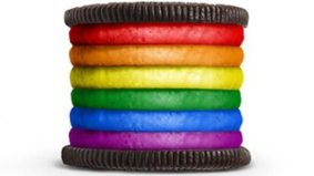 Kraft's Pride Oreo spurs stupid people to go cuckoo bananas (including calls to boycott a cookie—yes, a cookie)