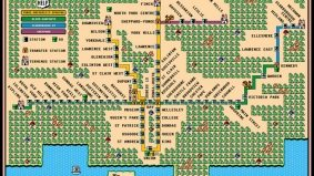 Check out what the TTC would look like in Mario Bros. 3