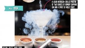 Reasons to Love Toronto: No. 20, because we have magicians for bartenders