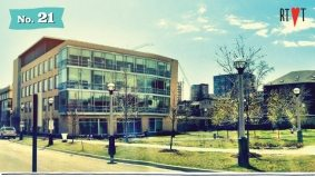 Reasons to Love Toronto: No. 21, because CAMH is Queen West's hottest address