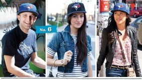 Reasons to Love Toronto: No. 6, because the home team is high fashion