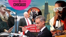 Toronto vs. Chicago: movies, musicals and Oprah edition