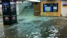 Blame station construction and absurd rainfall for the Union Station flood
