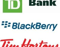 Three banks—and one surprise—on the list of Canada's 10 best brands