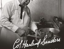 Colonel Sanders' autobiography available for free on Facebook