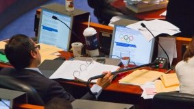 Will the 2024 Olympics take place in Toronto? Maybe