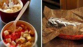 Turns out, frozen yogurt and burritos were Toronto's biggest restaurant trends in 2011
