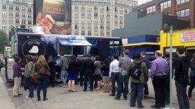 Captured: New Hogtown Smoke food truck draws huge lunchtime lineups